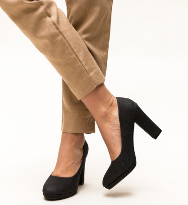 Обувки Dezgo Черни