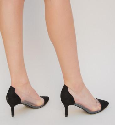 Обувки Fento Черни