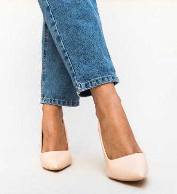 Обувки Franco Нудови