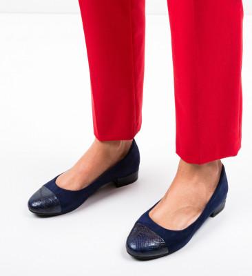 Обувки Gwio Тъмносин