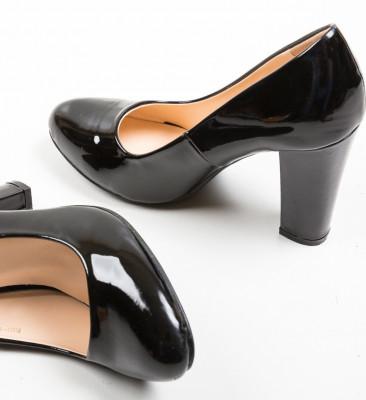Обувки Hekol Черни