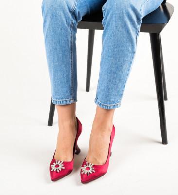 Обувки Piramin Гранатов