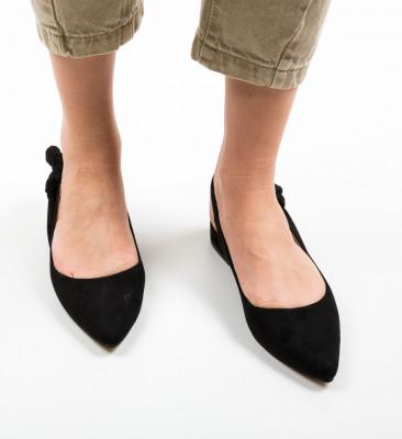 Обувки Rhona Черни