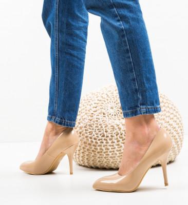 Обувки Rura Бежов