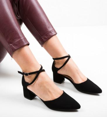 Обувки Sandiko 2 Черни