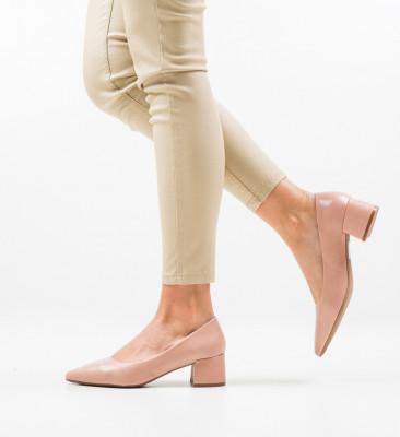 Обувки Shana Розов