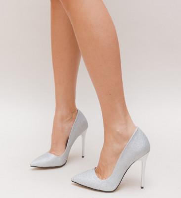 Обувки Simero Сребърни