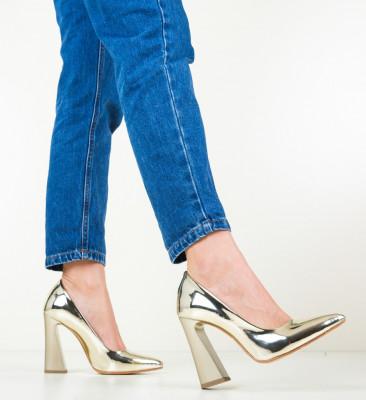 Обувки Soreen 2 Златни