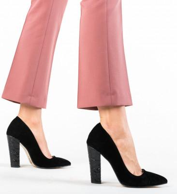 Обувки Sunshine 2 Черни