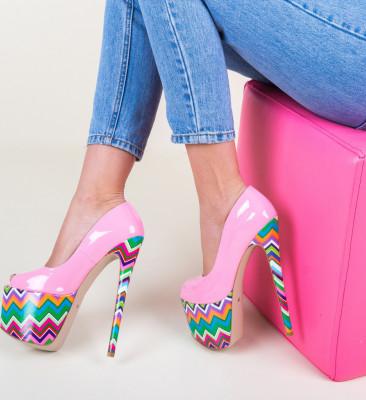 Обувки Valeria 2 Розов