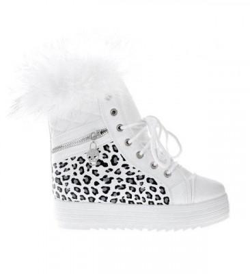 Спортни Обувки Луси Бели