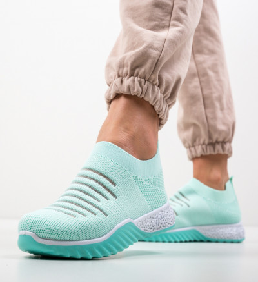 Спортни обувки Cairon Тюркоаз