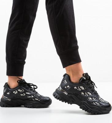 Спортни обувки Caiu Черни