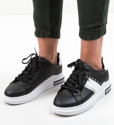 Спортни обувки Calve Черни