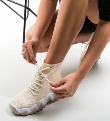 Спортни обувки Duke Бежов