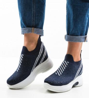 Спортни обувки Farre Тъмносин
