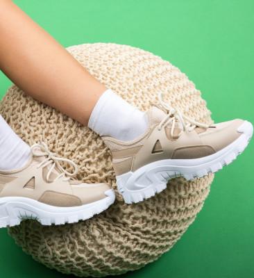 Спортни обувки Grady Бежов
