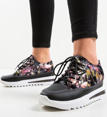 Спортни обувки Kumar Черни