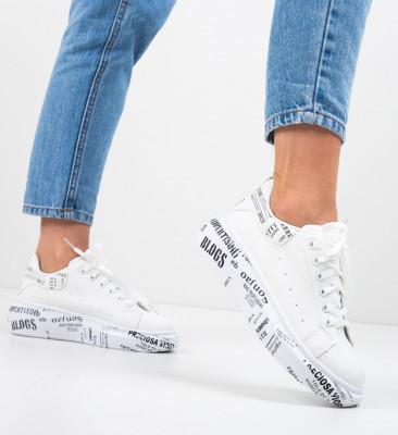 Спортни обувки Niev Бели