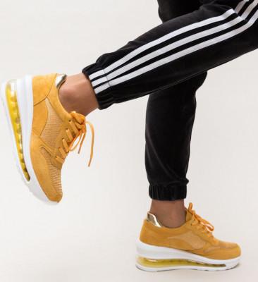 Спортни Обувки Sharmin Жълти