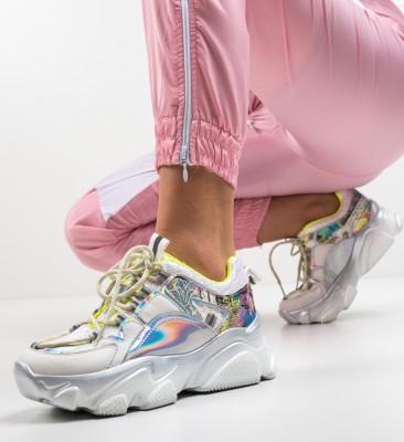 Спортни обувки Solkaus Бели