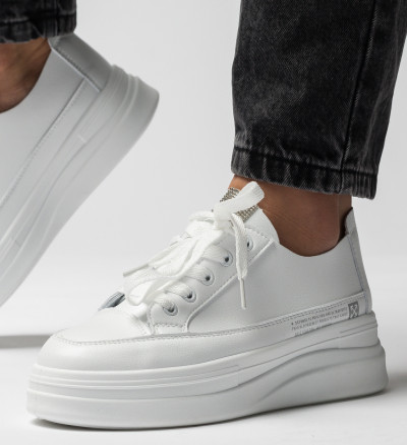 Спортни обувки Wulf Бели