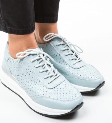 Ежедневни обувки Aariz Сини