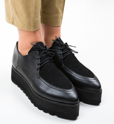 Ежедневни обувки Acer Черни