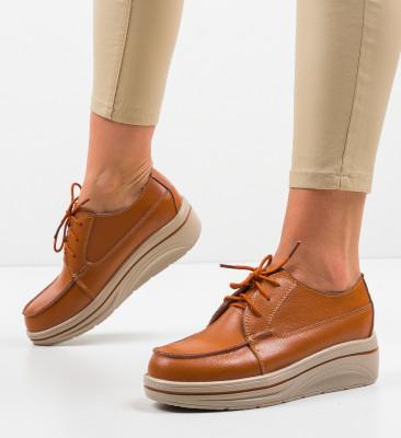 Ежедневни обувки Atanom Камел