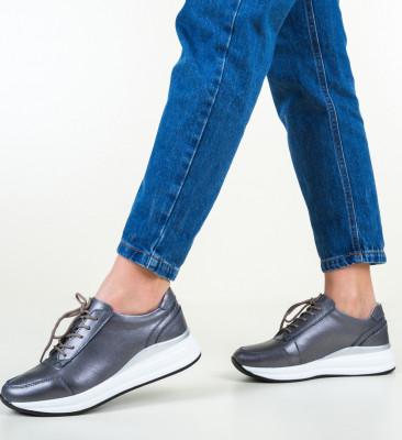 Ежедневни обувки Barn Сив