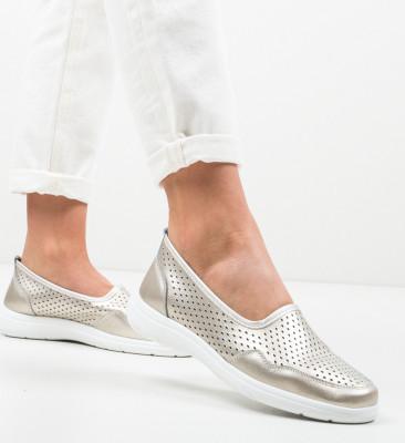 Ежедневни обувки Chapman Златни