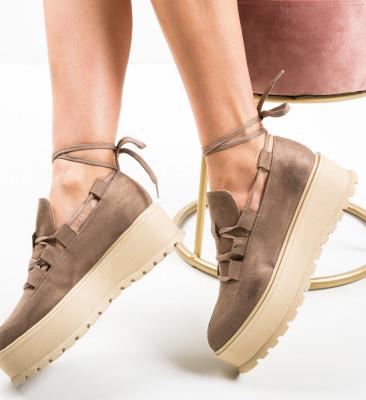 Ежедневни обувки Dreaam Каки