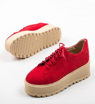 Ежедневни обувки Dutano Червени