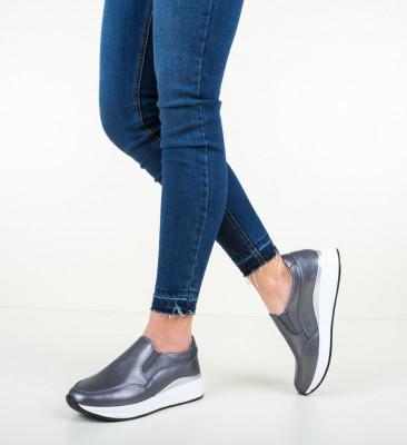 Ежедневни обувки Gemma Сив