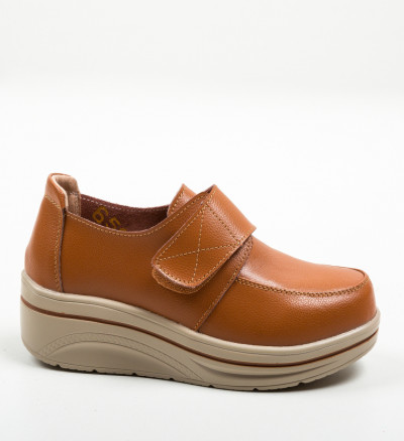 Ежедневни обувки Hausberg Камел
