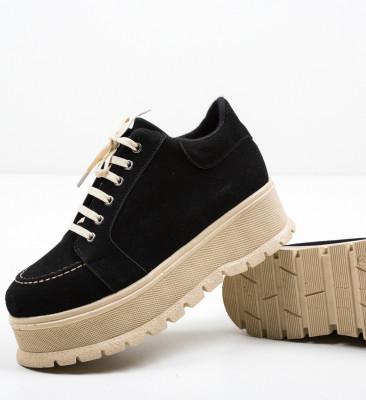Ежедневни обувки Kisio Черни