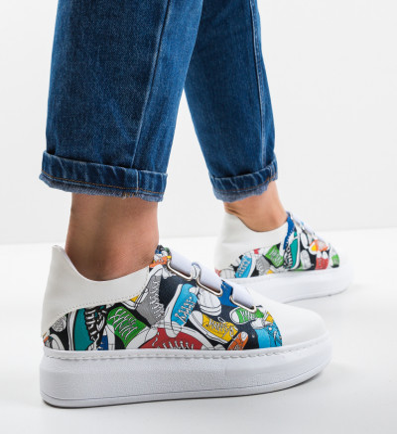 Ежедневни обувки Letura 3 Многоцветни
