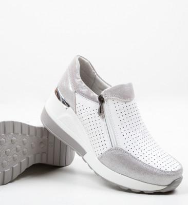 Ежедневни обувки Lynsey Бели