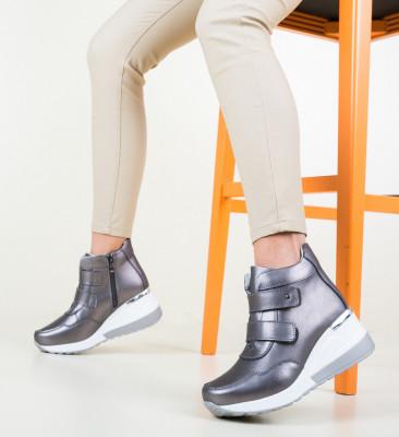 Ежедневни обувки Norris Сив
