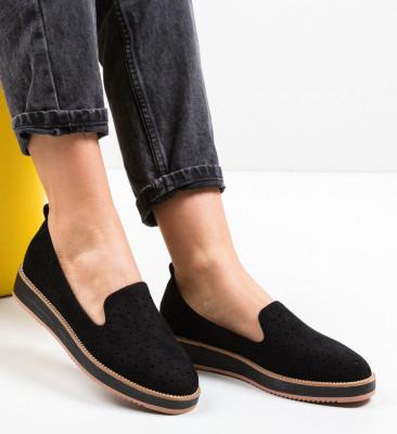 Ежедневни обувки Omega Черни
