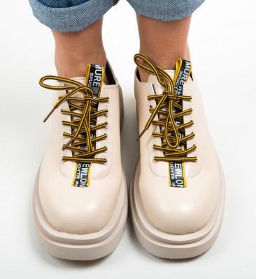 Ежедневни обувки Ryan Бежов