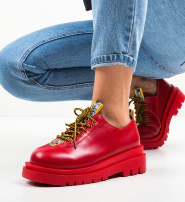 Ежедневни обувки Ryan Червени