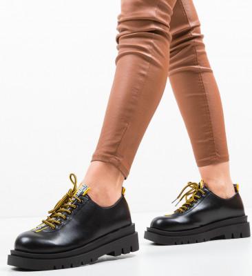Ежедневни обувки Ryan Черни