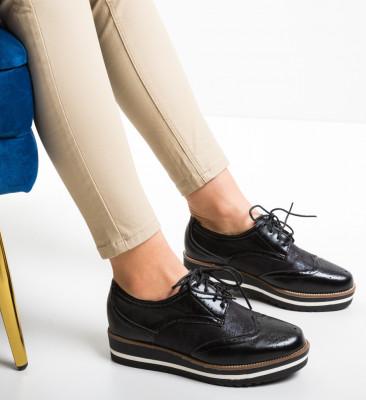 Ежедневни обувки Sefti Черни