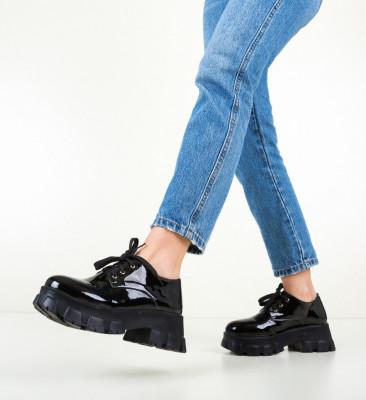 Ежедневни обувки Trakos Черни