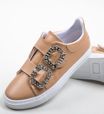 Ежедневни обувки Undy Бежов
