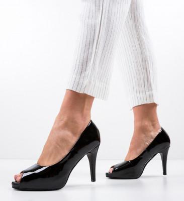Обувки Caola Черни