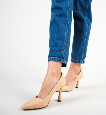 Обувки Cronos Бежов
