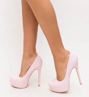 Обувки Dagor Розови