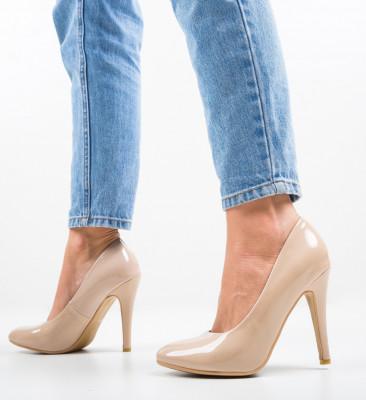 Обувки Dopo Бежов